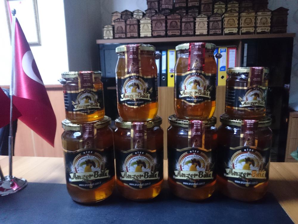 Anzer Honey Cooperative