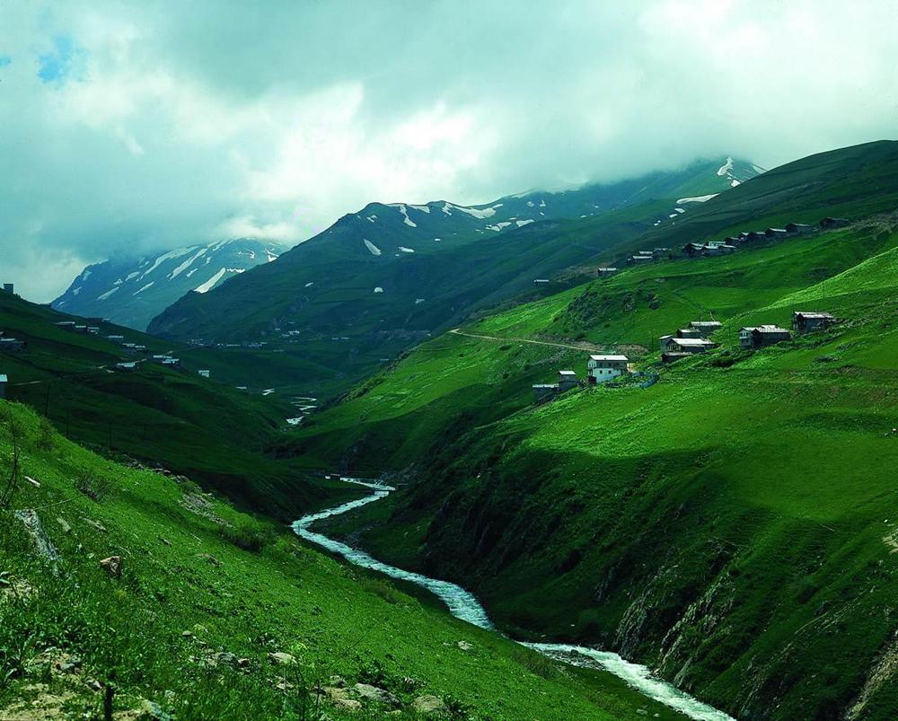 Anzer Plateau