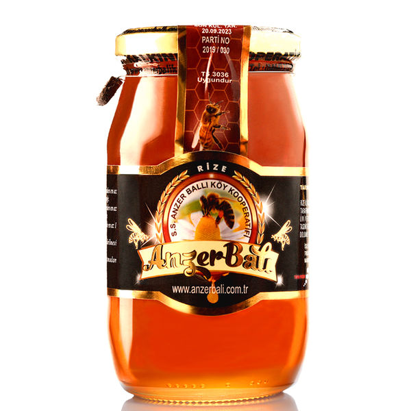 Anzer Honey 500 gr